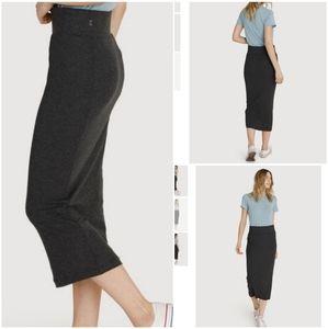 Kit & Ace Long & Lean Pencil Skirt